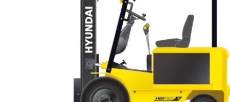 Wózek widłowy Hyundai HBF