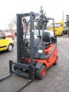 gazowy wózek linde h 16
