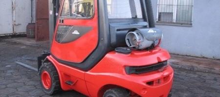 Wózek widłowy Linde H 25 T