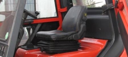 Wózki widłowe Linde H 40 D (diesel) z kabiną - seria 352