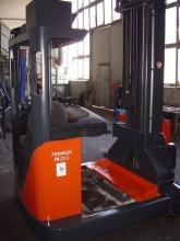 Wózki widłowe Linde R 20 reachtruck (elektryczne)