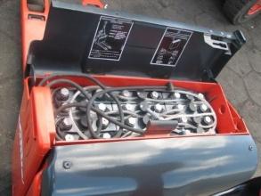 Wózki widłowe Linde T16 elektryczne